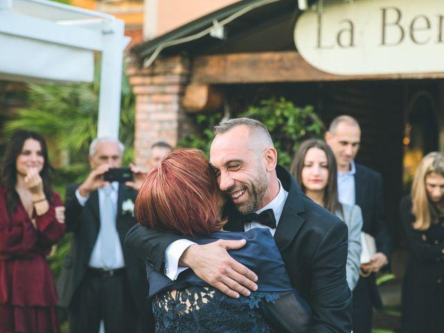 Il matrimonio di Valerio e Francesca a Arcore, Monza e Brianza 285