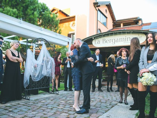 Il matrimonio di Valerio e Francesca a Arcore, Monza e Brianza 286