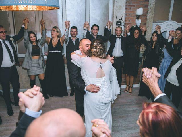 Il matrimonio di Valerio e Francesca a Arcore, Monza e Brianza 299
