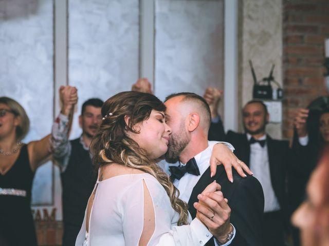 Il matrimonio di Valerio e Francesca a Arcore, Monza e Brianza 300