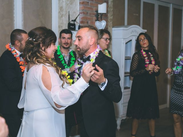 Il matrimonio di Valerio e Francesca a Arcore, Monza e Brianza 307