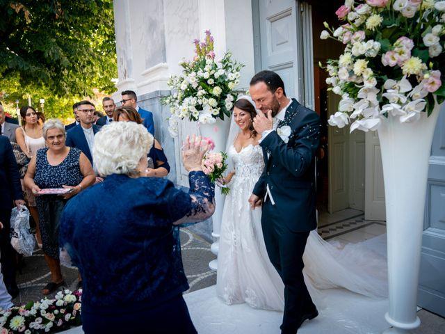 Il matrimonio di Michele e Antonella a Avellino, Avellino 35