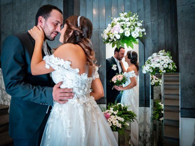 Il matrimonio di Michele e Antonella a Avellino, Avellino 36