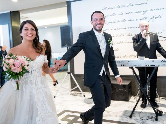 Il matrimonio di Michele e Antonella a Avellino, Avellino 38