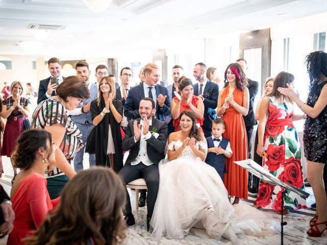 Il matrimonio di Michele e Antonella a Avellino, Avellino 42
