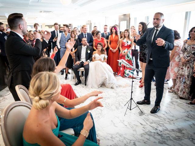Il matrimonio di Michele e Antonella a Avellino, Avellino 43