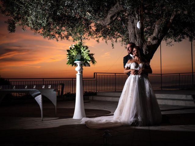 Il matrimonio di Michele e Antonella a Avellino, Avellino 53