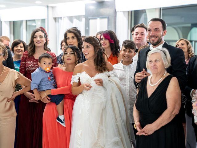 Il matrimonio di Michele e Antonella a Avellino, Avellino 54
