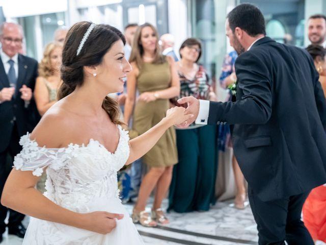 Il matrimonio di Michele e Antonella a Avellino, Avellino 55