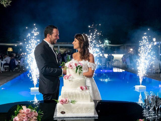 Il matrimonio di Michele e Antonella a Avellino, Avellino 58