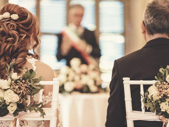Il matrimonio di Aldo e Gabriella a Santena, Torino 8