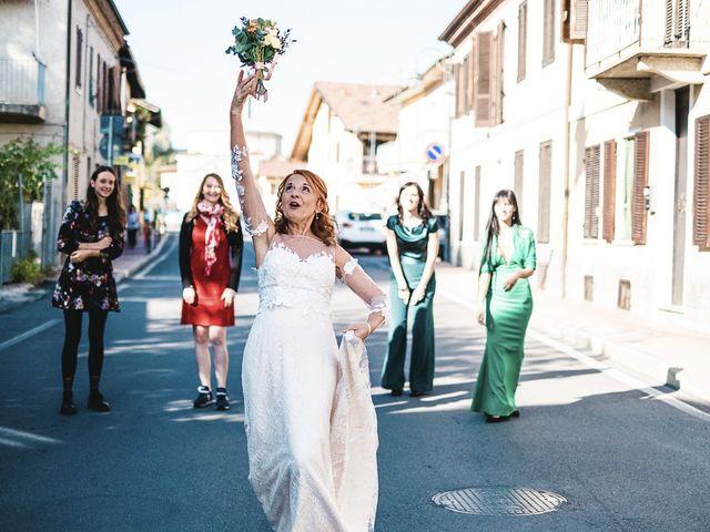 Il matrimonio di Aldo e Gabriella a Santena, Torino 2