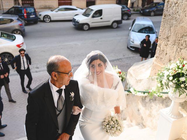 Il matrimonio di Silvia e Salvuccio a Licata, Agrigento 29