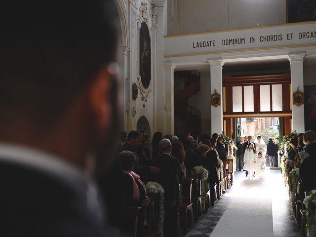 Il matrimonio di Silvia e Salvuccio a Licata, Agrigento 30