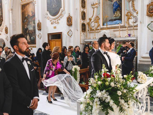 Il matrimonio di Silvia e Salvuccio a Licata, Agrigento 32