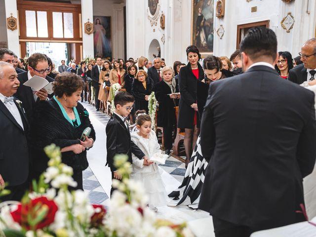 Il matrimonio di Silvia e Salvuccio a Licata, Agrigento 34