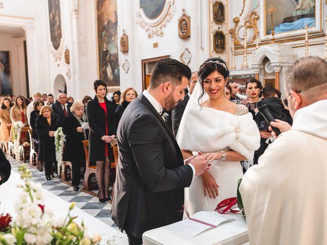 Il matrimonio di Silvia e Salvuccio a Licata, Agrigento 35