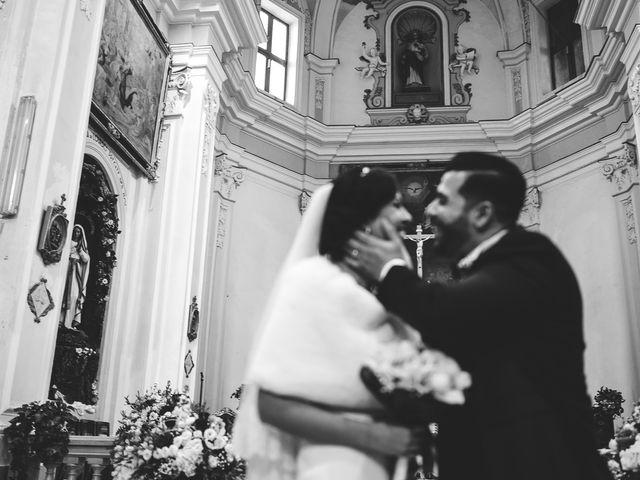 Il matrimonio di Silvia e Salvuccio a Licata, Agrigento 37