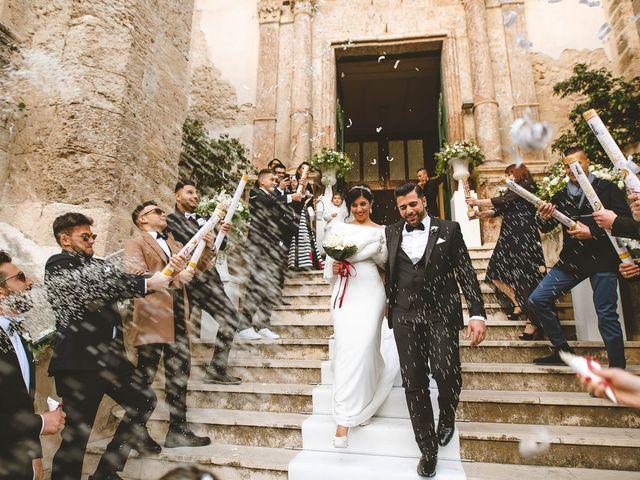 Il matrimonio di Silvia e Salvuccio a Licata, Agrigento 1