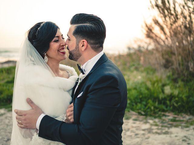 Il matrimonio di Silvia e Salvuccio a Licata, Agrigento 41