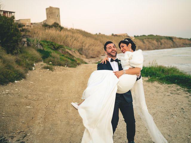 Il matrimonio di Silvia e Salvuccio a Licata, Agrigento 42