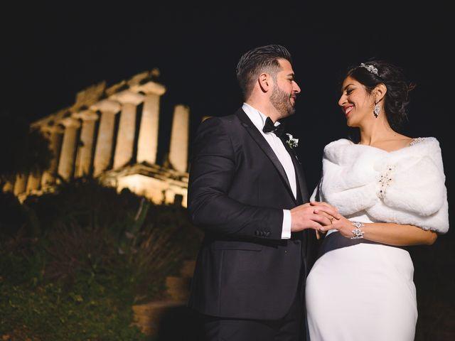 Il matrimonio di Silvia e Salvuccio a Licata, Agrigento 44