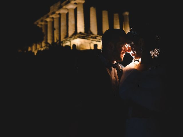 Il matrimonio di Silvia e Salvuccio a Licata, Agrigento 45