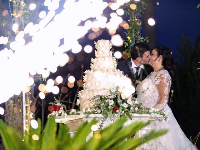 Le nozze di Chiara e Andrea