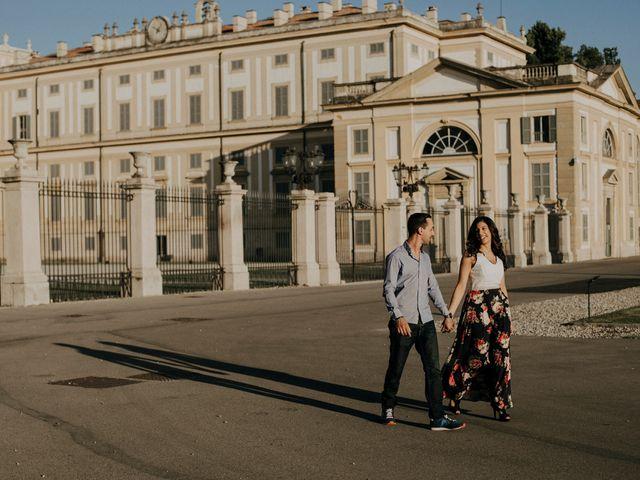 Il matrimonio di Fabio e Maria a Desio, Monza e Brianza 5