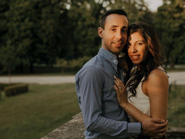 Il matrimonio di Fabio e Maria a Desio, Monza e Brianza 12
