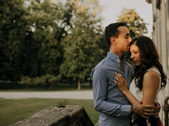 Il matrimonio di Fabio e Maria a Desio, Monza e Brianza 13
