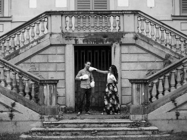 Il matrimonio di Fabio e Maria a Desio, Monza e Brianza 16