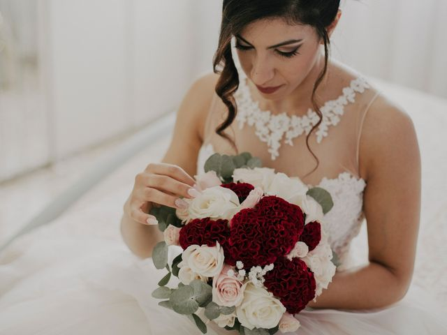Il matrimonio di Fabio e Maria a Desio, Monza e Brianza 42