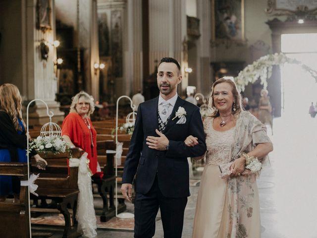 Il matrimonio di Fabio e Maria a Desio, Monza e Brianza 45
