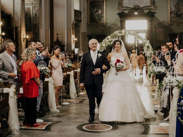 Il matrimonio di Fabio e Maria a Desio, Monza e Brianza 50