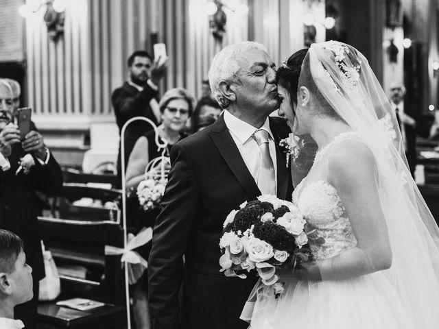 Il matrimonio di Fabio e Maria a Desio, Monza e Brianza 51