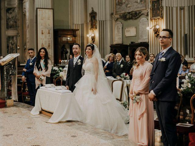 Il matrimonio di Fabio e Maria a Desio, Monza e Brianza 53
