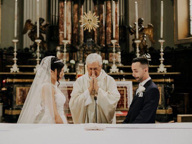 Il matrimonio di Fabio e Maria a Desio, Monza e Brianza 54