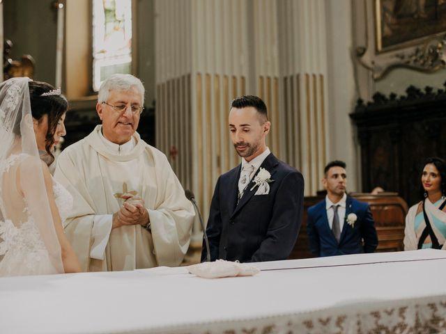 Il matrimonio di Fabio e Maria a Desio, Monza e Brianza 55