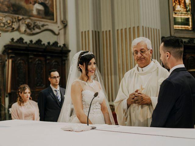 Il matrimonio di Fabio e Maria a Desio, Monza e Brianza 56