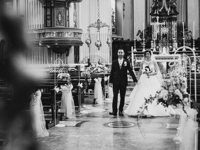 Il matrimonio di Fabio e Maria a Desio, Monza e Brianza 61