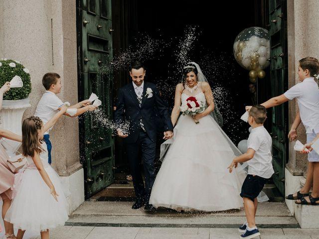 Il matrimonio di Fabio e Maria a Desio, Monza e Brianza 62