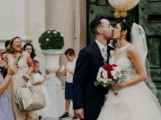 Il matrimonio di Fabio e Maria a Desio, Monza e Brianza 63