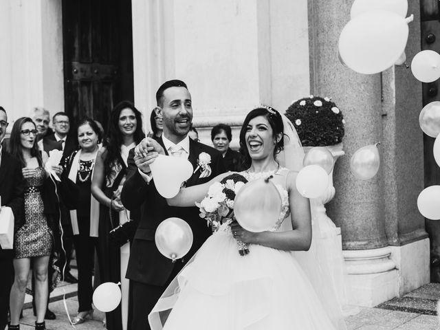Il matrimonio di Fabio e Maria a Desio, Monza e Brianza 64