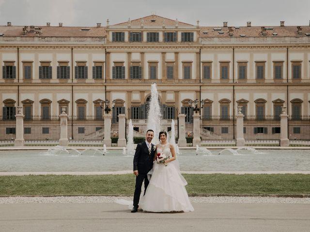 Il matrimonio di Fabio e Maria a Desio, Monza e Brianza 66
