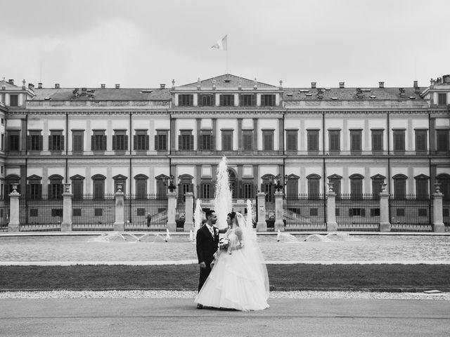 Il matrimonio di Fabio e Maria a Desio, Monza e Brianza 67