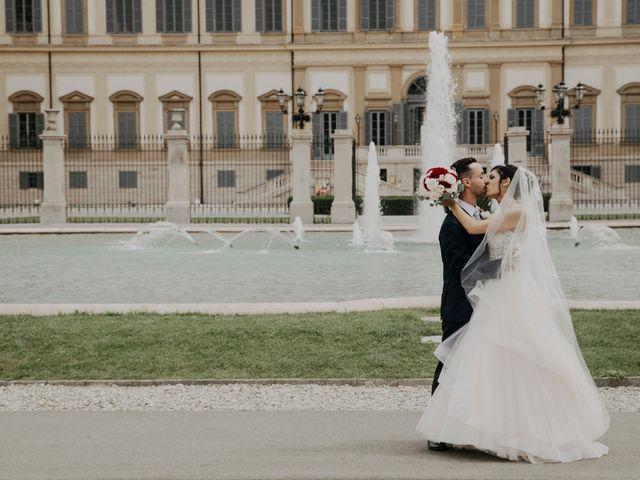 Il matrimonio di Fabio e Maria a Desio, Monza e Brianza 68