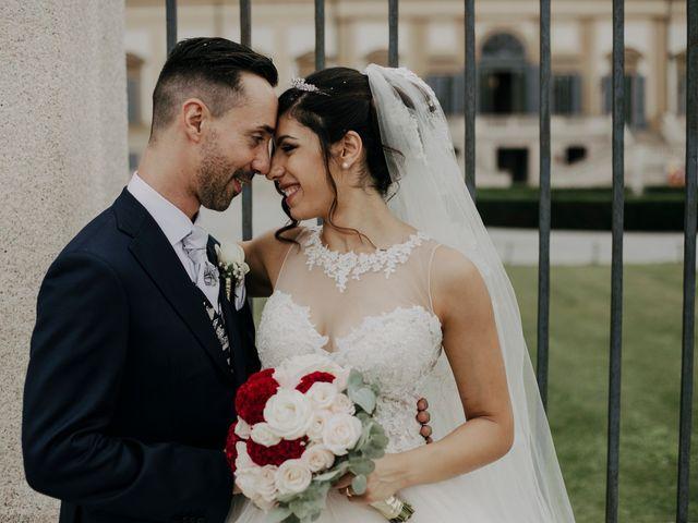 Il matrimonio di Fabio e Maria a Desio, Monza e Brianza 71