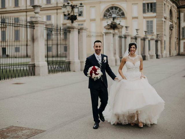 Il matrimonio di Fabio e Maria a Desio, Monza e Brianza 73