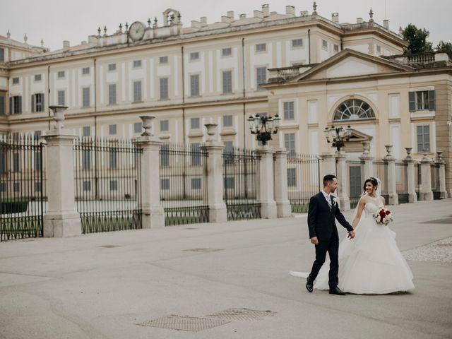 Il matrimonio di Fabio e Maria a Desio, Monza e Brianza 74